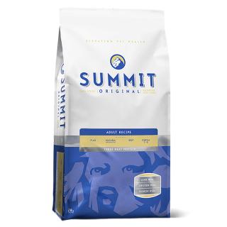 Summit Three Meat Adult Recipe 12.7kg (28lbs) Dog Dry Food