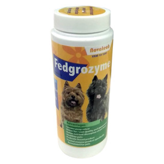 Fedgrozyme Enzyme Pet Supplement