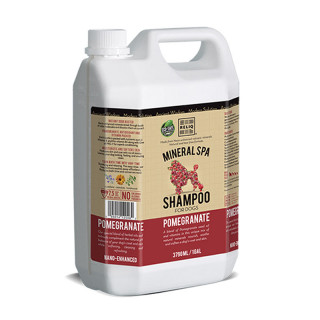 Reliq Mineral Spa Pomegranate Tea Pet Shampoo
