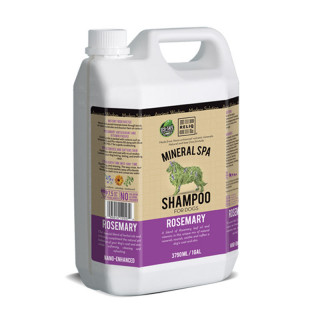 Reliq Mineral Spa Rosemary Tea Pet Shampoo