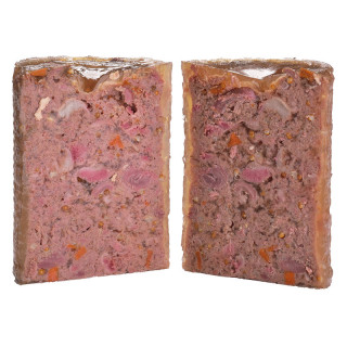 Brit Fresh Duck with Millet 400g Dog Wet Food
