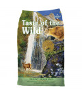 Taste of the Wild Feline Rocky Mountain with Roasted Venison & Smoked Salmon 7.6kg Grain-Free Cat Dry Food