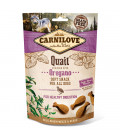 Carnilove Into the Wild Soft Snack Quail with Oregano 200g Dog Treats