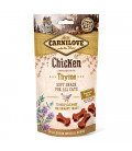 Carnilove Into the Wild Soft Snack Chicken with Thyme 50g Cat Treats