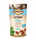 Carnilove Into the Wild Soft Snack Sardine with Parsley 50g Cat Treats