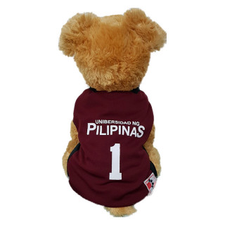 Pawsh Couture UAAP UP V-neck Pet Jersey