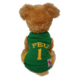 Pawsh Couture UAAP FEU V-neck Pet Jersey