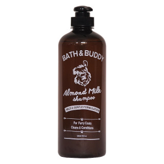 Bath & Buddy Almond Milk Pet Shampoo