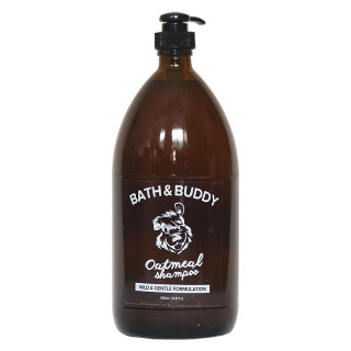 Bath & Buddy Oatmeal Pet Shampoo