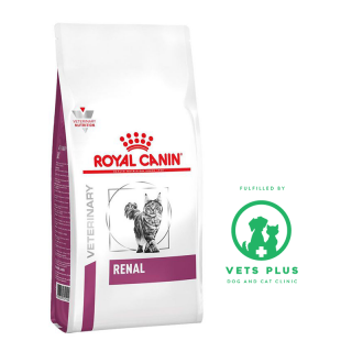 Royal Canin Veterinary Diet RENAL 2kg Cat Dry Food