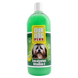Our Dog Plus Eucalyptus Oil & Vitamin E Dog Shampoo