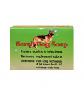 Herall 90g Dog Soap with Anti-parasite Powder