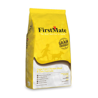 FirstMate Cage Free Chicken Meal & Oats Formula Dog Dry Food