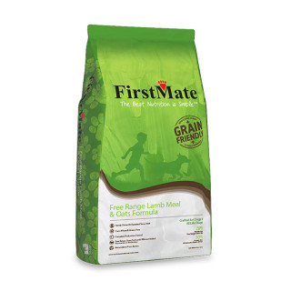 FirstMate Free Range Lamb Meal & Oats Formula Dog Dry Food
