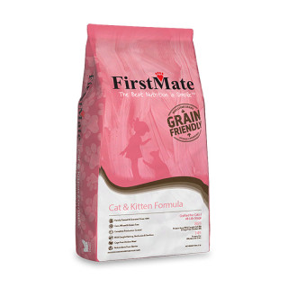 FirstMate Cat & Kitten Formula Cat Dry Food