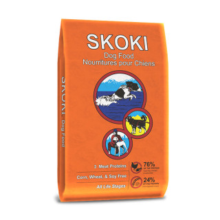 Skoki 18.18kg Dog Dry Food