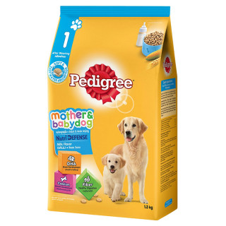 Pedigree Mother & Babydog Milk Flavor Stage 1 Puppy Dry Food