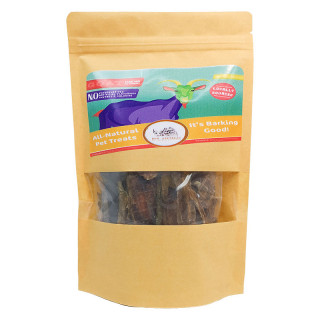 Dog-A-Petreat GOAT TRAIL MIX 50g Dehydrated Dog Treats