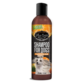 Reliq True Earth Mineral Spa Tangerine 355ml Pet Shampoo