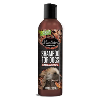 Reliq True Earth Mineral Spa Sandalwood 355ml Pet Shampoo