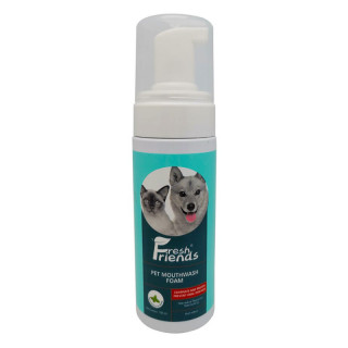 Fresh Friends 150ml Pet Mouthwash Foam