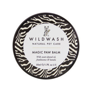 Wild Wash Natural Pet Care Magic Paw 50ml Pet Balm