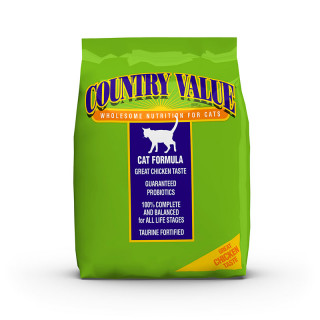 Country Value 18.2kg Cat Dry Food