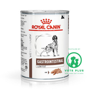 Royal Canin Veterinary Diet GASTRO INTESTINAL LOW FAT 410g Dog Wet Food