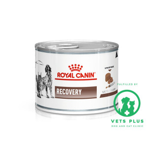 Royal Canin Veterinary Diet RECOVERY 195g Dog & Cat Wet Food
