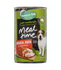 Nature's Gift Meal Time Chicken, Duck & Vegetables 700g Dog Wet Food