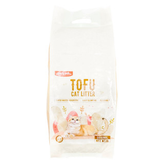 Emily Pets Tofu 6L Flushable Clumping Cat Litter - Original