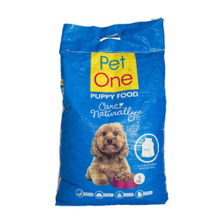 Pet One 5kg Puppy Dry Food