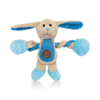 Charming Pet Pulleez Bunny Dog Toy