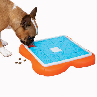Nina Ottosson Challenge Slider Puzzle Dog Toy - Level 3