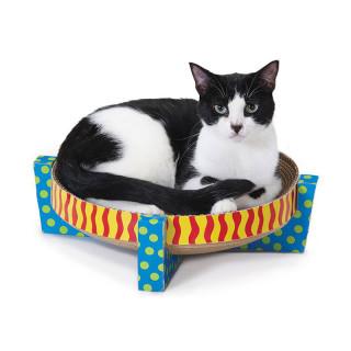 Petstages Scratch, Snuggle and Rest Catnip Infused Cat Scratcher