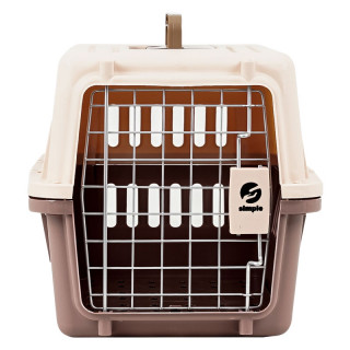 Simple Brown Pet Carrier