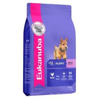Eukanuba Small Breed Puppy Dry Food