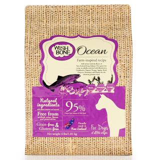 Wishbone Ocean Grain Free Dog Dry Food