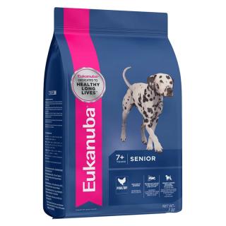 PRE-ORDER MAY 27 - May 31 Eukanuba 7+ Senior Medium Breed Dog Dry Food