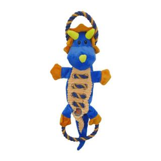 Charming Pet Ropes-A-Go-Go Dragon Dog Toy