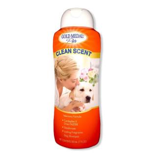 Gold Medal Pets Clean Scent 500ml Dog & Cat Moisturizing Shampoo