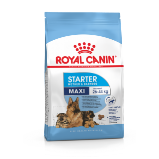 Royal Canin Maxi Starter Mother & Babydog 4kg Dog Dry Food