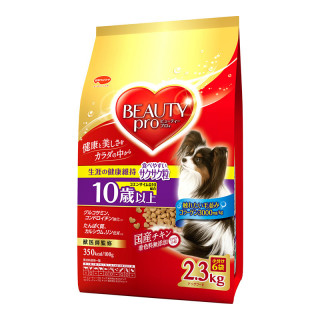 Beauty Pro Small Breed (10 years old and above) 2.5kg Dog Dry Food