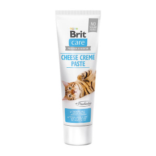 Brit Care Cheese Creme 100g Cat Supplement
