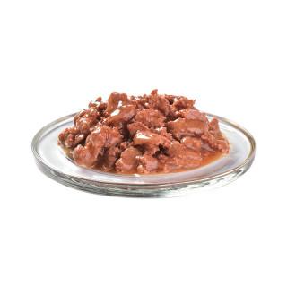 Brit Premium Gravy Fillet with Chicken 85g Kitten Wet Food