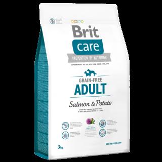 Brit Care Grain Free Puppy Salmon & Potato Dog Dry Food