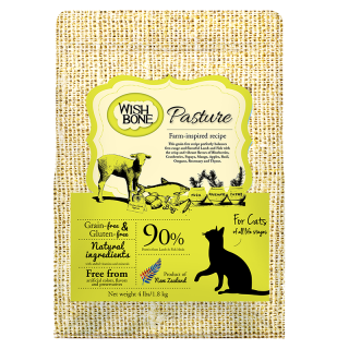 Wishbone Pasture Grain-Free Cat Dry Food