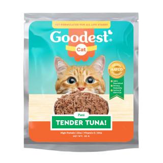 Goodest Cat Tender Tuna Pate 85g Cat Wet Food