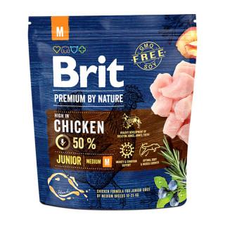 Brit Premium by Nature Junior Medium Breed Dog Dry Food