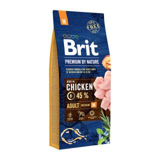 Brit Premium by Nature Adult Medium Breed Dog Dry Food